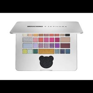 Moschino X Sephora Laptop Eyeshadow Palette